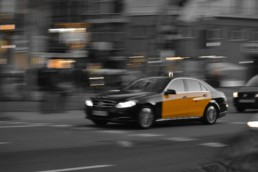 El internet de las cosas ayudará al Taxi